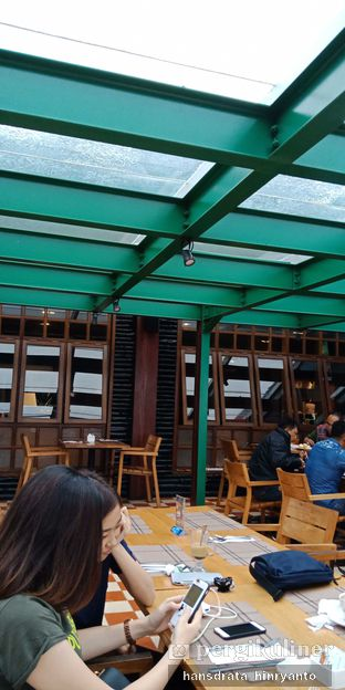 Foto 3 - Interior di Molinari Caffe oleh Hansdrata Hinryanto