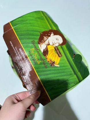 Foto 2 - Makanan di Pisang Goreng Madu Bu Nanik oleh Maria Marcella