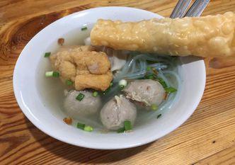 Foto Makanan di Bakso & Es Teler Pacar Keling Pak Doni