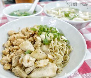 Foto - Makanan di Bakmi Rudy oleh @jakartafoodvlogger Allfreed
