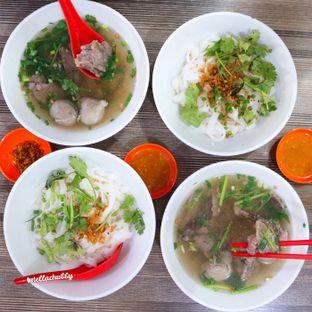 Foto 2 - Makanan di Bakso Aan oleh Stellachubby