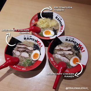 Foto 1 - Makanan di RamenYA oleh Pria Lemak Jenuh