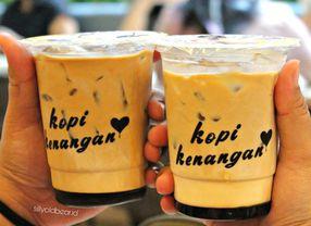 11 Es Kopi Susu Kekinian di Jakarta