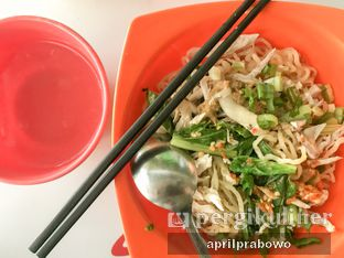 Foto - Makanan(Mie Ayam Kampung) di Mie Ayam Uban oleh feedthecat