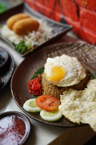Foto 5 - Makanan di Amertha Warung Coffee oleh @Sibungbung