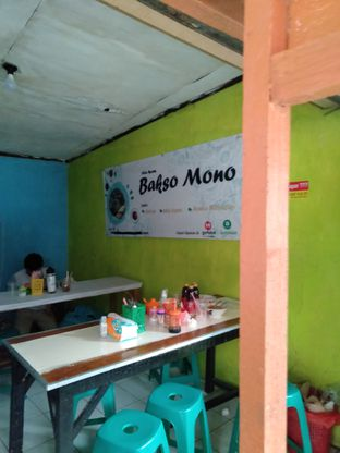 Foto review Mie Ayam Bakso Mono oleh Erika  Amandasari 3