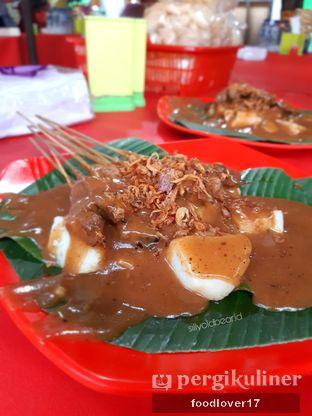 Foto 1 - Makanan di Sate Padang Ajo Ramon oleh Sillyoldbear.id