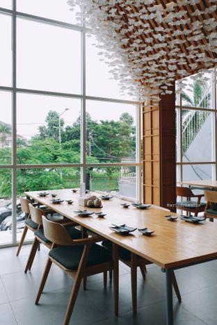 Foto 8 - Interior di Sushi Hiro oleh Indra Mulia
