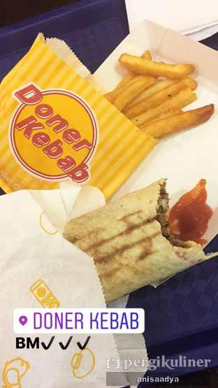 Foto 1 - Makanan di Doner Kebab oleh Anisa Adya