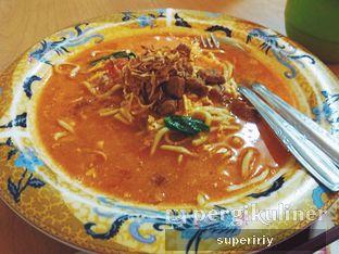 Foto 2 - Makanan(mie tomat) di Depot Mie Kocok Suk Asin oleh @supeririy