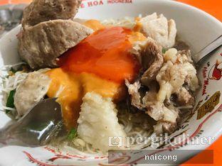Foto review Bakso Bengawan Pak Sipit oleh Icong  4