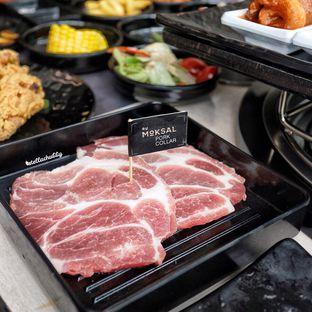 Foto 3 - Makanan(Moksal) di Flaming Mr Pig oleh Stellachubby