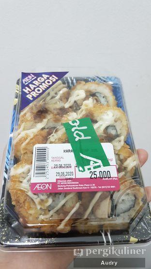 Foto review Sushi & Sashimi oleh Audry Arifin @thehungrydentist 3