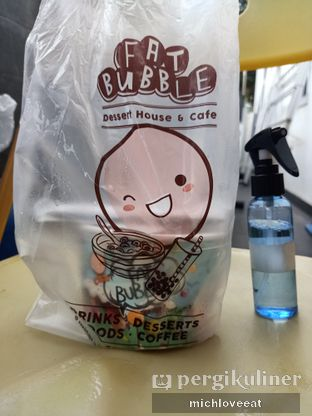 Foto 9 - Makanan di Fat Bubble oleh Mich Love Eat