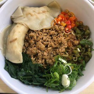 Foto 2 - Makanan di Bakmi Gocit oleh Levina JV (IG : levina_eat )