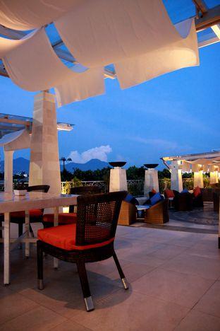 Foto 5 - Eksterior(Ambiance) di Hurubatu Grill Garden - The Papandayan Hotel oleh Ricky Stanly