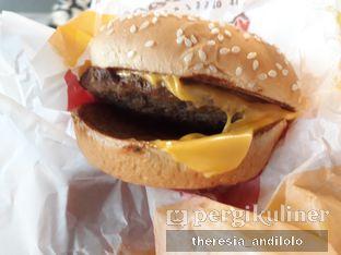 Foto 1 - Makanan di Burger King oleh IG @priscscillaa