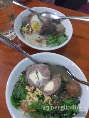 Foto 10 - Makanan di Bakso Mas Sumeh oleh Hani Syafa'ah