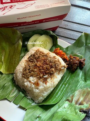 Foto 3 - Makanan di Nasi Bakar Roa oleh Isabella Chandra