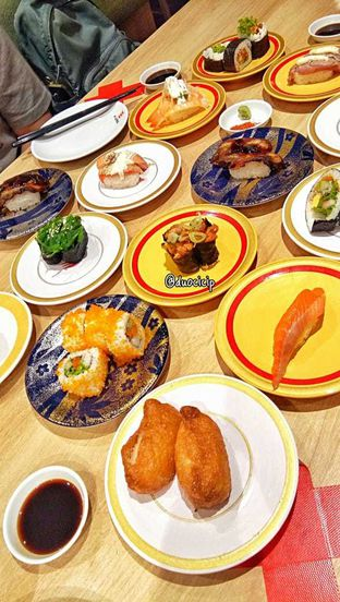 Foto 40 - Makanan di Kappa Sushi oleh duocicip