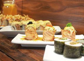 Lezatnya 4 Sushi di Bekasi Ini Bikin Kamu Nagih