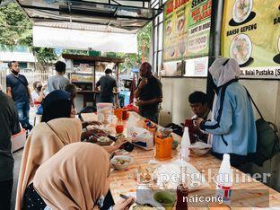 Foto review Bakso Gepeng Rawamangun (Bakso Apotek Rini) oleh Icong  2