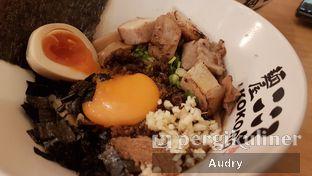 Foto - Makanan di Kokoro Tokyo Mazesoba oleh Audry Arifin @thehungrydentist