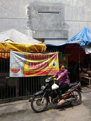 Foto review Pangsit Mie Ayam Jakarta oleh Hindah Hindun 2