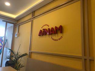 Foto review Ainam Singapore Chicken Rice oleh Budi Lee 2