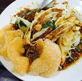 Foto Kupat Tahu + Telor di Kupat Tahu Magelang AA