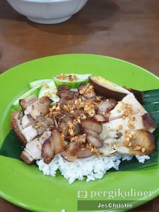 Foto 1 - Makanan(Nasi Campur Komplit) di Kedai Nasi Hongko oleh JC Wen