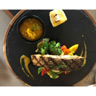 Foto review Ambiente Ristorante - Hotel Aryaduta Jakarta oleh CumaYangEnak   7