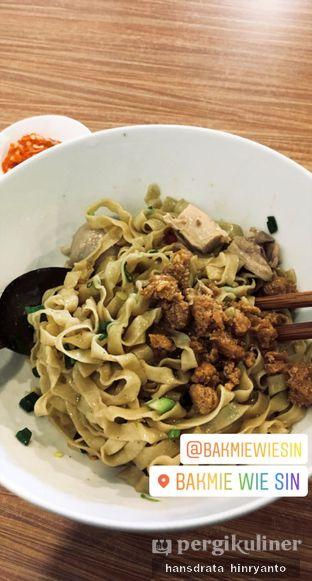 Foto - Makanan di Bakmie Wie Sin oleh Hansdrata Hinryanto
