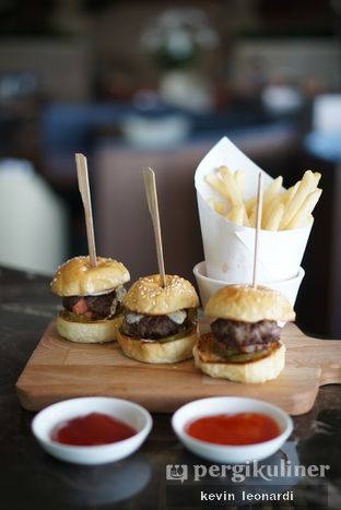 Foto 2 - Makanan di Fountain Lounge - Grand Hyatt oleh Kevin Leonardi @makancengli