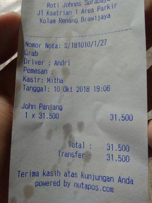 Foto 3 - Menu di Roti John Surabaya oleh Agung prasetyo