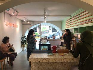 Foto 1 - Interior di Cliq Coffee & Kitchen oleh @Foodbuddies.id   Thyra Annisaa