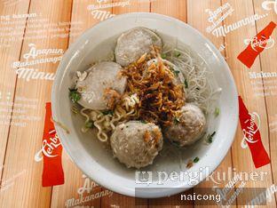 Foto review Bakso Gepeng Rawamangun (Bakso Apotek Rini) oleh Icong  3