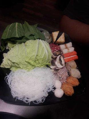 Foto 2 - Makanan di Hayaku Steamboat and Yakiniku oleh Muyas Muyas