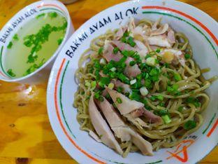 Foto - Makanan di Bakmi Ayam Alok oleh Rika