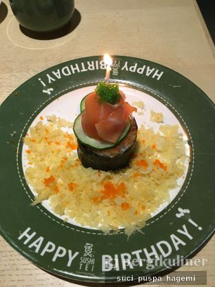 Foto 1 - Makanan di Sushi Tei oleh Suci Puspa Hagemi