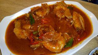 Foto 1 - Makanan( Udang saos padang ) di Cak Ghofur Seafood oleh Jocelin Muliawan