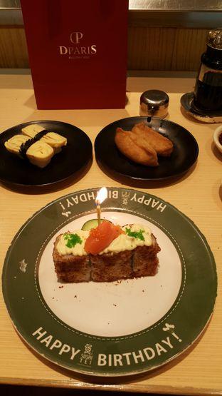 Foto 1 - Makanan di Sushi Tei oleh Stefy Tan