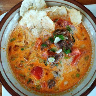 Foto Makanan di Soto Betawi Mpok Nisa