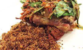 Ayam Mercon Rumah Betawi BSD