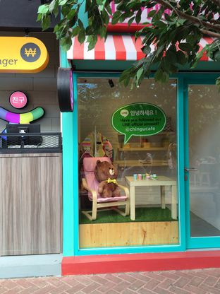 Foto review Chingu Korean Fan Cafe oleh Elvira Sutanto 10