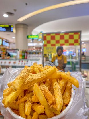 Foto review Potato Corner oleh Vryncess Kwok 2