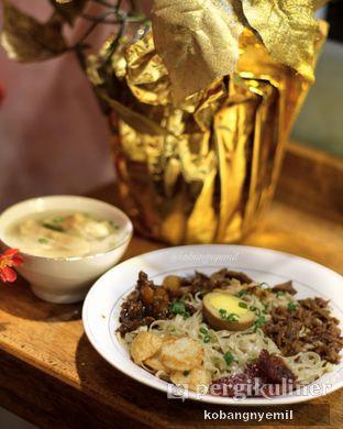 Foto 1 - Makanan di Mie Onlok Palembang oleh kobangnyemil .