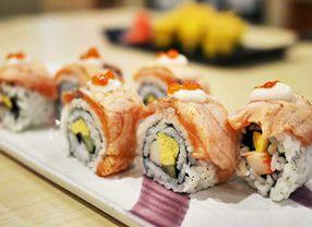 Makan Sushi Ternyata Banyak Manfaatnya Lho!