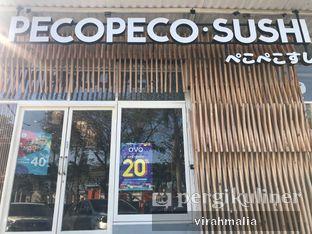 Foto 2 - Eksterior di Peco Peco Sushi oleh Delavira