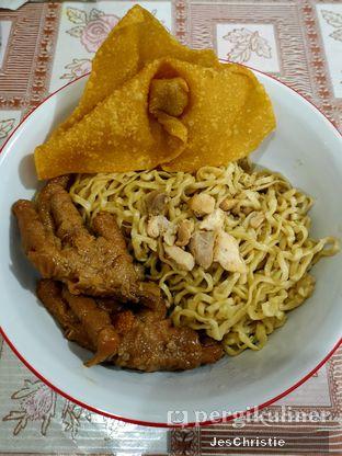 Foto review Bakmie Ayam Ceker Bunda Marine oleh JC Wen 2